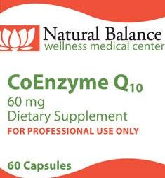 Biomed COQ10 (60 MG), 60CT (PROTHERA/KLAIRE)