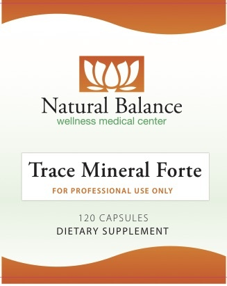 Basic TRACE MINERAL FORTE 120CT (ORTHO)