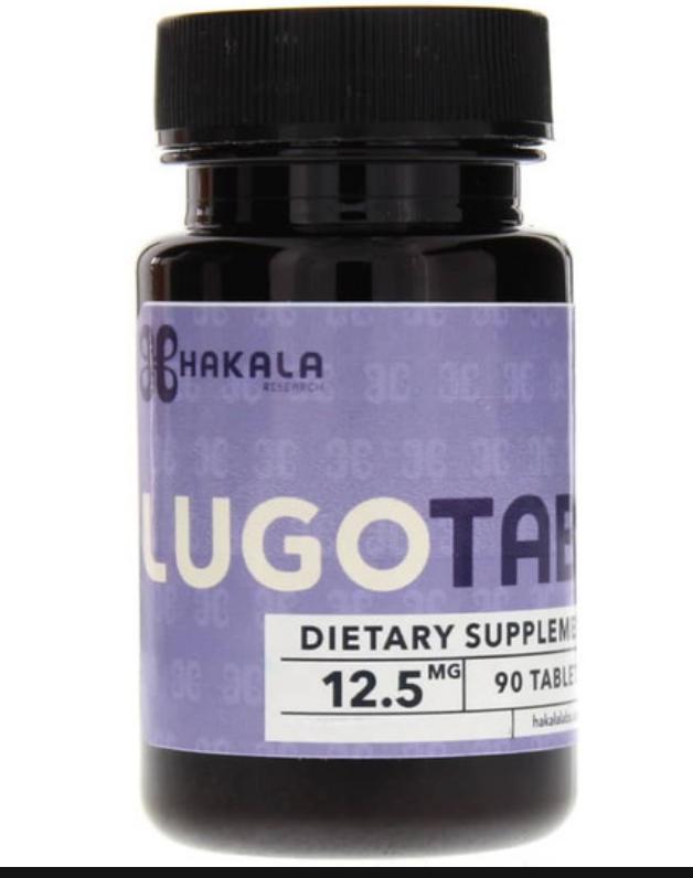 Biomed LUGO TAB 12.5 mg 90 tab (Hakala)