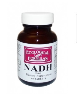Biomed NADH 5MG (New Beginnings)
