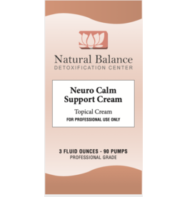 Basic NEURO CALM SUPPORT CREAM  (AKA CALMING CREAM) 3OZ (NEUROBIOLOGIX)