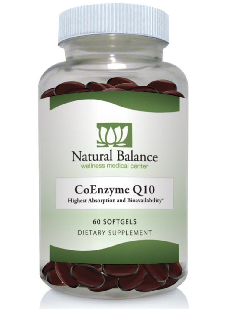 Biomed COENZYME Q10 60ct (NUMEDICA) (Replacement for KLAIRE: Same Instructions)