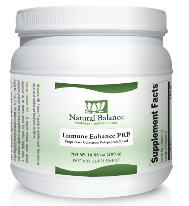 Gastrointestinal Support IMMUNE ENHANCE PRP (NUMEDICA) (Replacement for previous IMMUNE ENHANCE PRP)