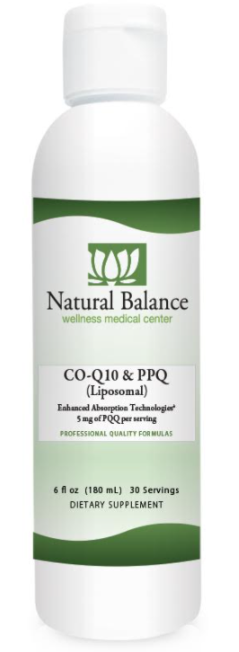 Biomed CO-Q10 & PPQ LIPOSOMAL (NUMEDICA)