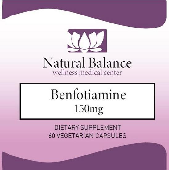 Basic BENFOTIAMINE 150 mg  (60 caps) (Pure/Douglas)