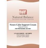 Basic NEURO CALM SUPPORT CREAM  (AKA CALMING CREAM) 3OZ (NEUROBIOLOGIX)