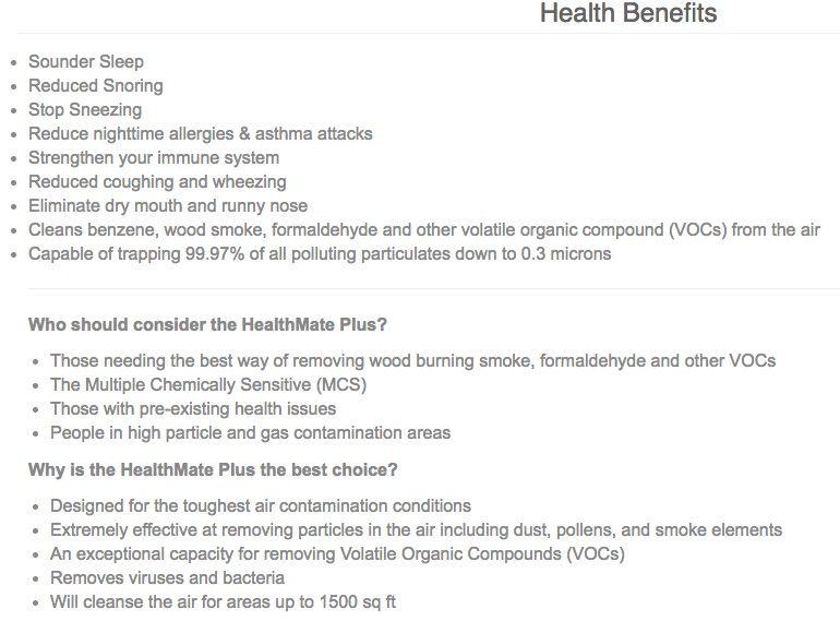 AUSTIN-AIR Austin Air-Healthmate Plus (standard)