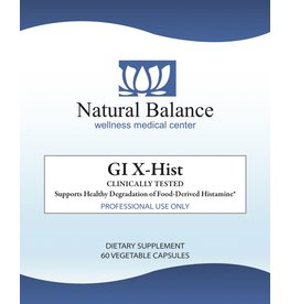 Gastrointestinal Support *GI X-HIST 60 CT