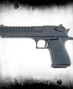 Magnum Research Magnum Research Desert Eagle Mk XIX 44 Mag, Black