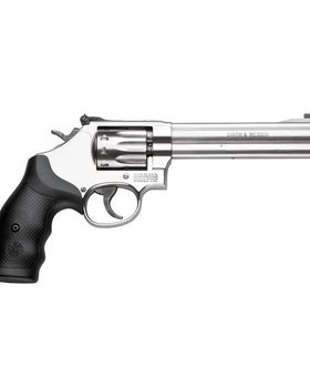 "Smith & Wesson S&W 617 22LR 6"" Stainless"
