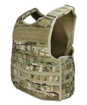 Condor Condor Defender Plate Carrier- Multicam