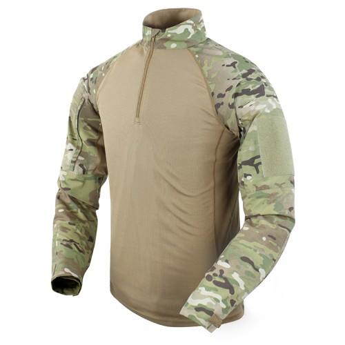 Condor Condor Combat Shirt- Multicam