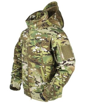 Condor SUMMIT Zero Lightweight Soft Shell Jacket- Multicam