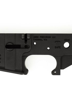 Aero AR15 Special Edition: M16A4 Stripped Lower Receiver, Aero Precision