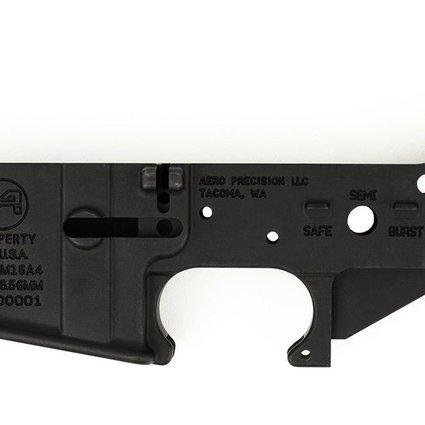 Aero AR15 Special Edition: M16A4 Stripped Lower Receiver, Aero Precision