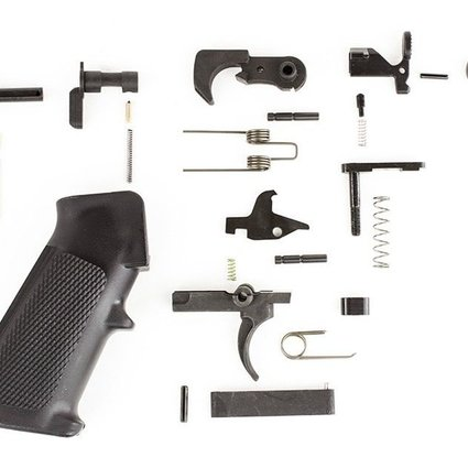 Aero AR15 Standard Lower Parts Kit, Aero Precision