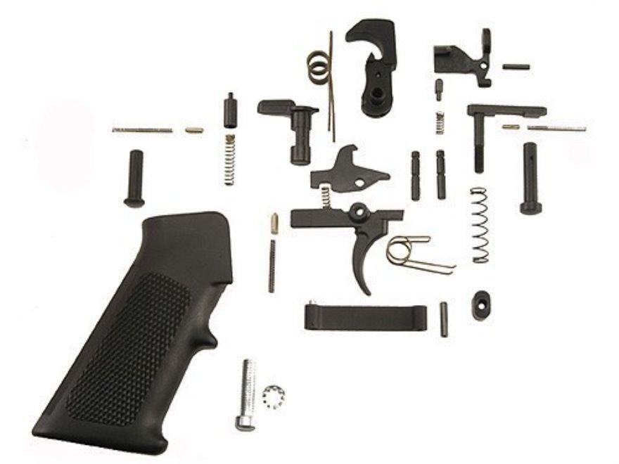 DPMS Lower Parts Kit AR15, DPMS, Complete