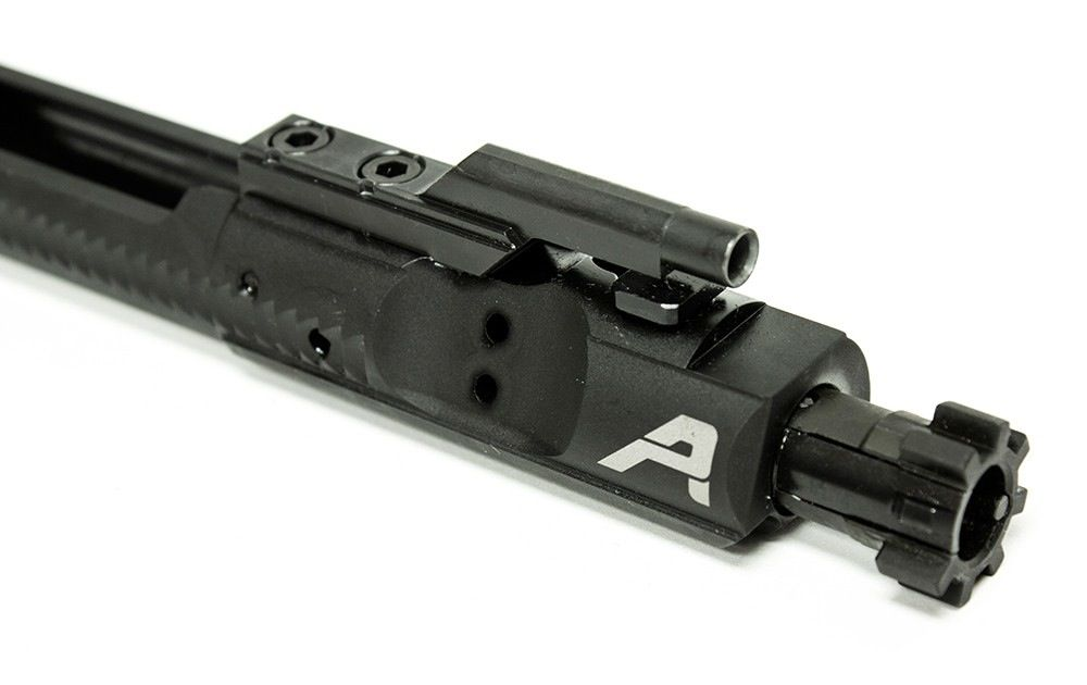 Aero 5.56 Bolt Carrier Group, Complete - Phosphate, Aero Precision