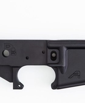 Aero AR15 Stripped Lower Receiver, STS, (Short Throw Safety), Aero Precision