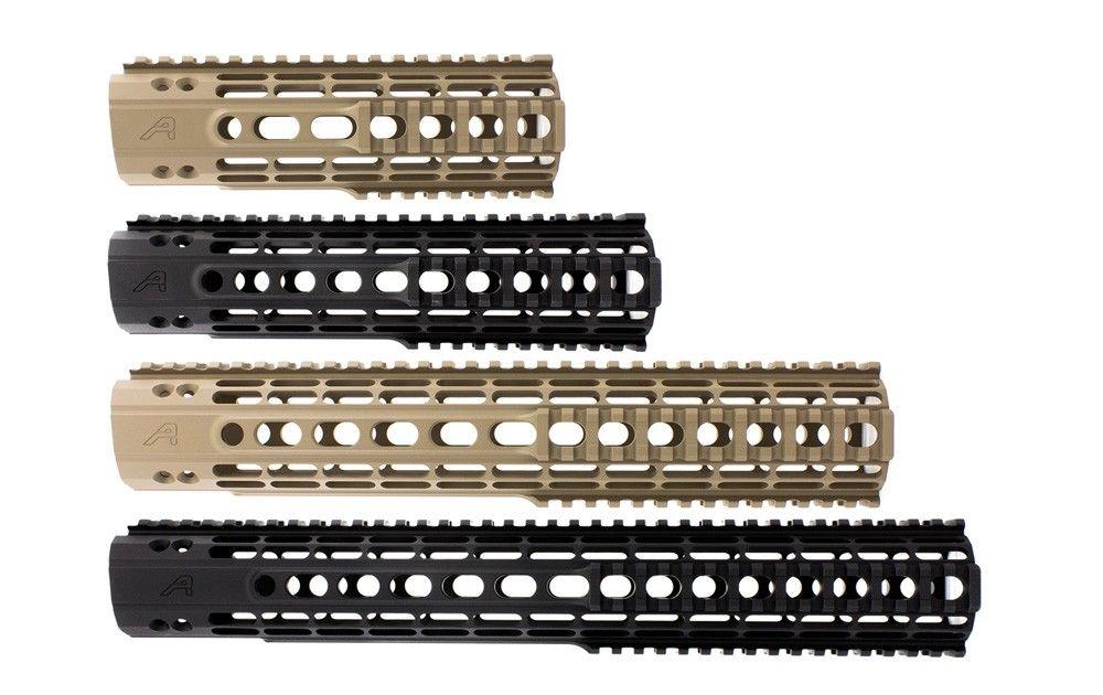 Aero M4E1 Gen 2 Quad Rail Handguard, Aero Precision