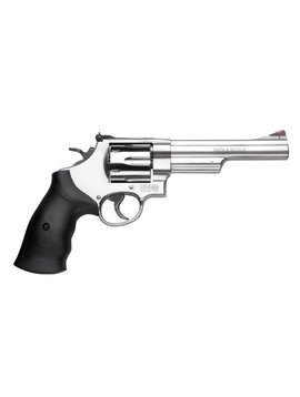 "Smith & Wesson S&W M629 .44 Mag 6"" Stainless 6-shot, Synthetic Grip"