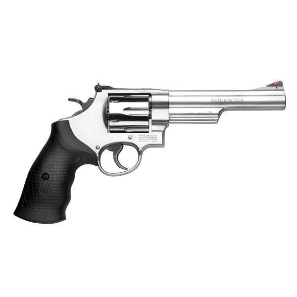 """Smith & Wesson S&W M629 .44 Mag 6"""" Stainless 6-shot, Synthetic Grip"""