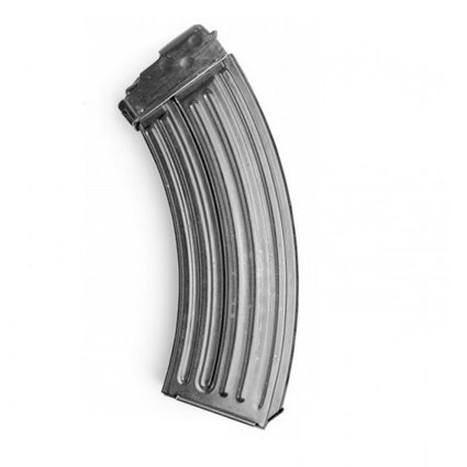CSA CSA 7.62x39 5/30-rnd Magazine, Dark Grey