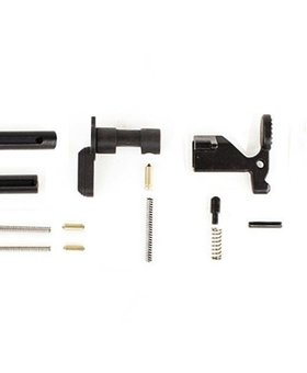 Aero AR15 Lower Parts Kit, Minus FCG/Trigger Guard/Pistol Grip, Aero Precision