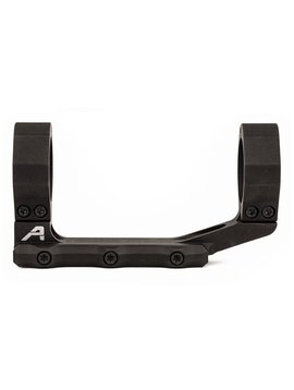Aero Aero Ultralight 30mm Standard Scope Mount, Black