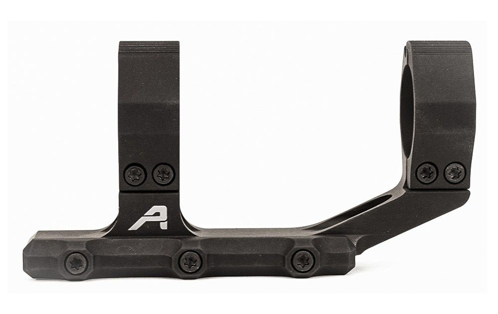 Aero Aero Ultralight 30mm Scope Mount, Extended, Black
