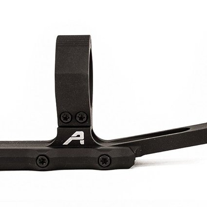 Aero Aero Ultralight 30mm Scope Mount SPR, Black