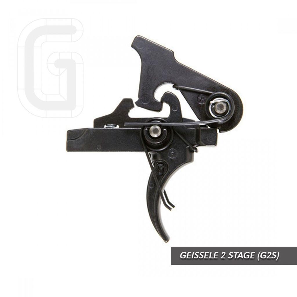 Geissele Geissele G2S AR15 2-stage 4½lb Trigger