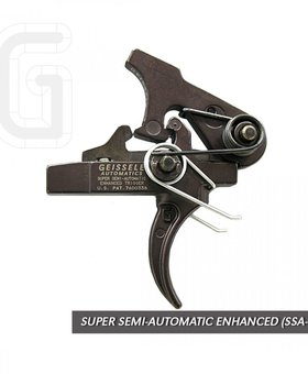 Geissele Geissele SSA-E AR15 2-stage 3½lb Trigger