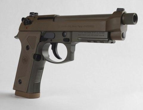 Beretta Beretta M9A3 FS 9mm