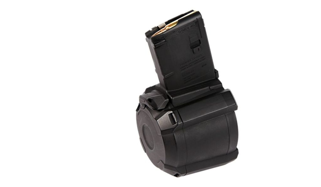 Magpul Magpul PMAG D-60 AR/M4 5.56mm 5/60-rnd Magazine