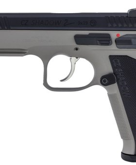 CZ CZ Shadow 2 9mm Two Tone Black/Grey