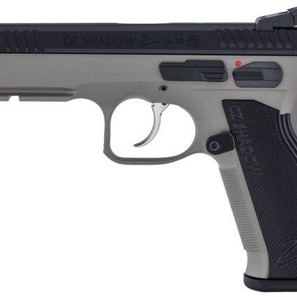 CZ CZ Shadow 2 9mm Two Tone Black/Grey