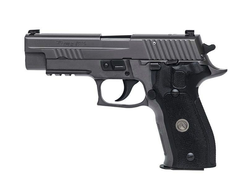 SIG USA Sig Sauer P226 Legion 9mm 4.4 Single Action Only