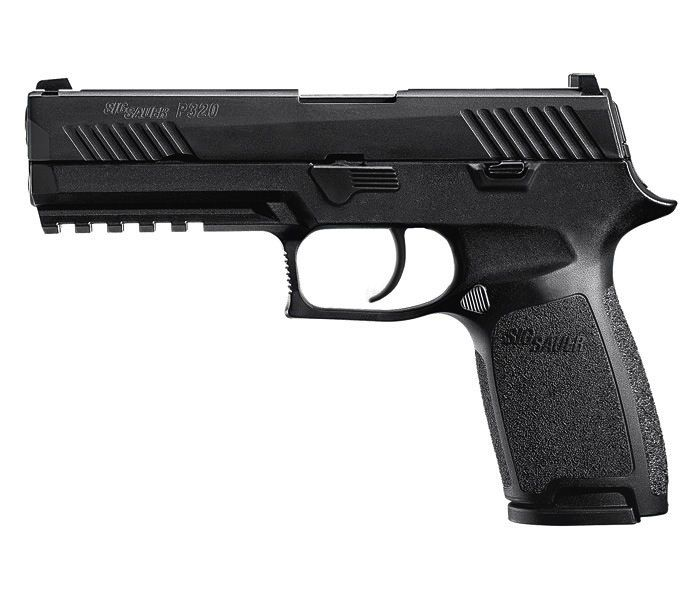 SIG USA Sig Sauer P320F 9mm Nitron
