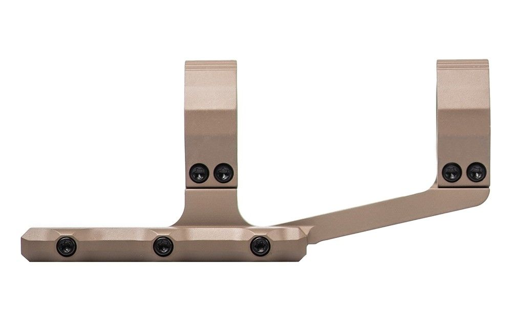 "Aero Aero Ultralight 1"" Scope Mount, SPR - FDE Cerakote"