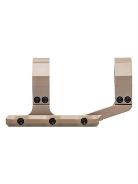 Aero Aero Ultralight 30mm Scope Mount, Extended - FDE Cerakote