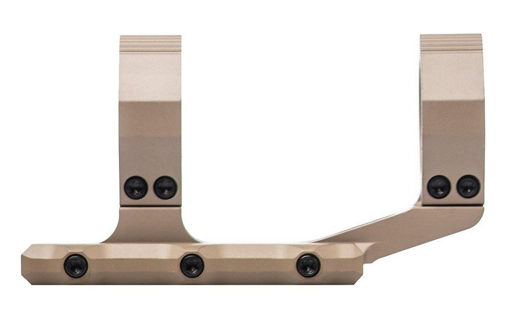 Aero Aero Ultralight 30mm Scope Mount, Extended - FDE Cerakote