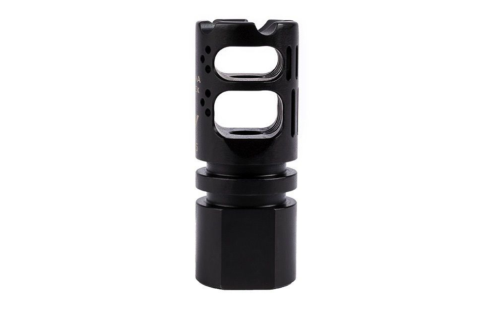 VG6 VG6 Gamma Muzzle Break, Black, Gamma 556 EX