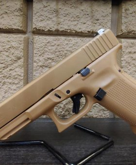 Glock Glock G19X Coyote 9mm, 3 mags