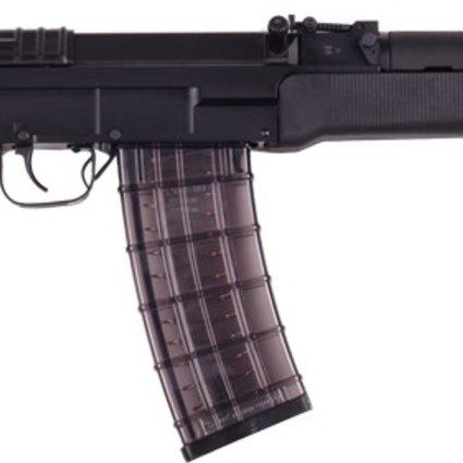 """CSA CSA VZ-58 Sporter 18.6"""", Black, 5.56/.223"""