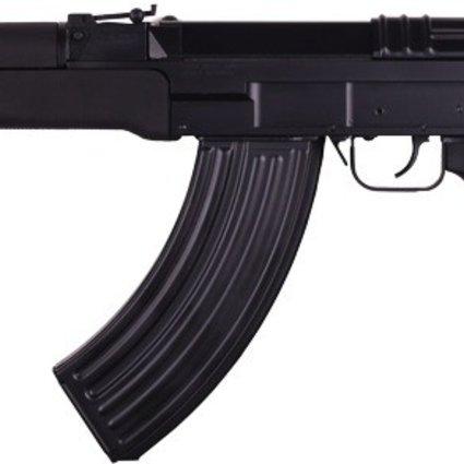 """CSA CSA VZ-58 Sporter 18.6"""", Black, 7.62x39"""
