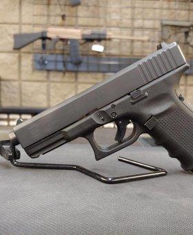 Glock Glock 19 Gen 4 Canadian Edition.