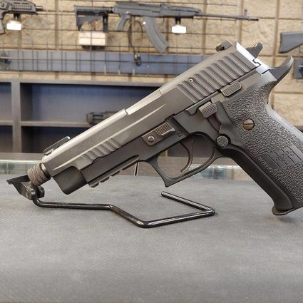 "SIG USA SIG P226 TACOPS 9mm 4.9"""