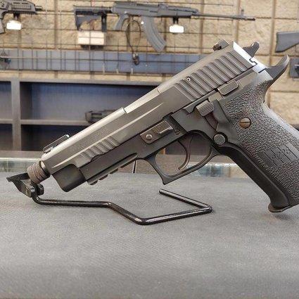 "SIG USA Sig Sauer P226 TACOPS 9mm 4.9"""