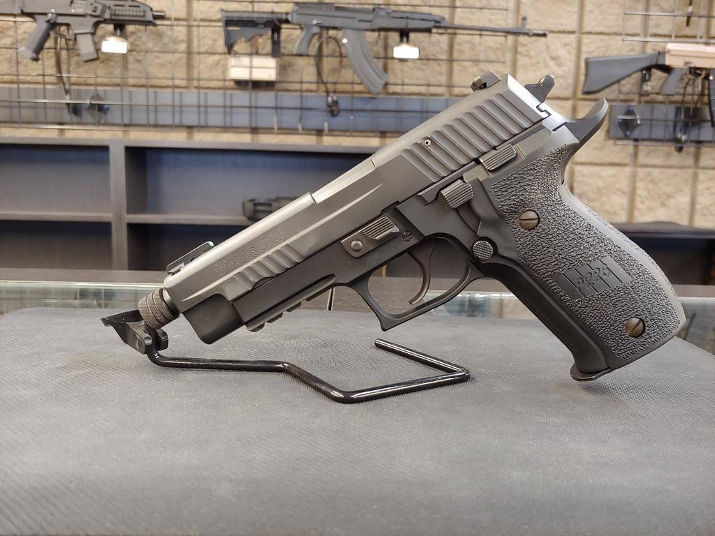 SIG P226 TACOPS 9mm 4 9